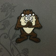 Fast and Furry-ous Patch Individuality Hat patches Cartoon patches Embroidered Iron-On Patches sew on patches