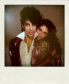 Prince & Apollonia