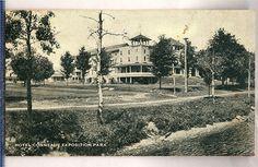 Hotel Conneaut, Exposition Park near Conneaut Lake PA