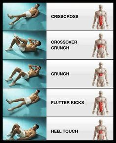 core exercises at home - Google-søgning