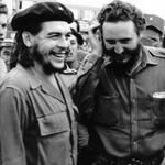 Che Guevara and Fidel Castro, 1965