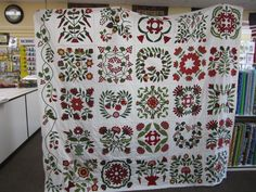 Mary Manakee quilt