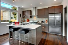 Isola Homes | Recently Sold Home | Seattle WA | Dearborn | Modern Seattle Living...