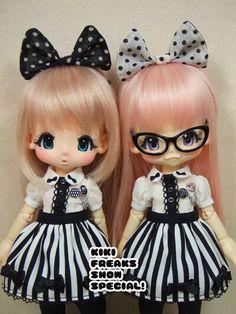 Kinoko juice kiki! Jointed doll