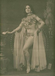 .beautiful vintage dance photo