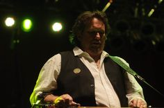 Description of . Jerry Douglas  with Telluride House Band on day one of the 42nd annual Telluride Bluegrass Festival Photos by Candace Horgan, heyreverb.com.