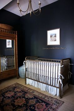 Sophisticated Nurseries: 10 Rooms with Grownup Style- love this one!