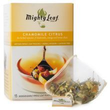 the African Nectar Tea has been my fav for years, but all of mighty leaf teas are yummy!