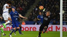 The pressure of a Premier League title challenge is nothing compared to a fight to stay in the Football League, says Leicester's Kasper Schmeichel.