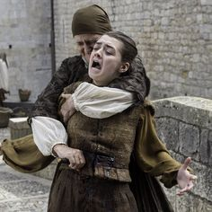 Is the Waif Actually Arya? This Game of Thrones Theory Sounds Pretty Likely