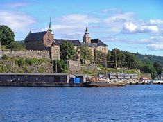 Askerhus Castle and Fortress