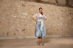 Heimat Lederhosen, Midi Skirt, Folk, Skirts, Dresses, Fashion, Dirndl, Vestidos, Moda