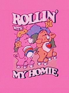 iphone wallpaper retro Rollin With My Homies Sticker - - 80s Aesthetic, Aesthetic Collage, Aesthetic Vintage, Aesthetic Memes, Clueless Aesthetic, Baby Pink Aesthetic, Aesthetic Quote, Rainbow Aesthetic, Aesthetic Painting
