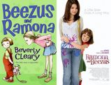 Beezus and Ramona by Beverly Cleary. Ramona and Beezus movie released on July 23, 2010.