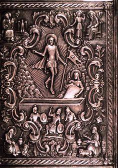 Armenian Manuscript, Bible Covers, Book Covers, Silver Binding