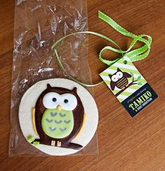 Ridiculously Cute Owl Cookies {+ Printables}