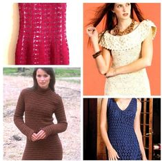 This week's edition is all free crochet dress patterns and next week I'll follow up with patterns that are worth paying to get.