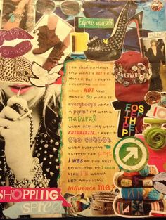 Fashion Mag, Collages, Hip Hop, Collagen, Hiphop, Collage