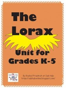 Dr. Seuss: 2 FREE Printable Units (K-5th) and Hands-On Activities