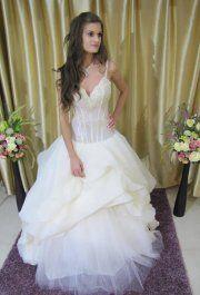 Rebeka menyasszonyi ruha