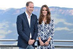 Duchess Kate: Royal Tour Details Announced: Kaziranga National Park, Taj Mahal & More