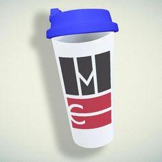 Magcon Boys Logo Double Wall Plastic Mug – giftmug Eco Friendly Cups, Plastic Mugs, Magcon Boys, Gifts For Family, Wall Design, Water Bottle, Logo, Logos, Water Bottles