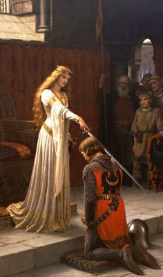 medieval painting romantic - Google Search