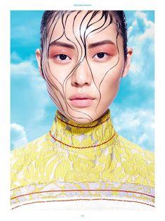 Liu Wen (Magazine Antidote)