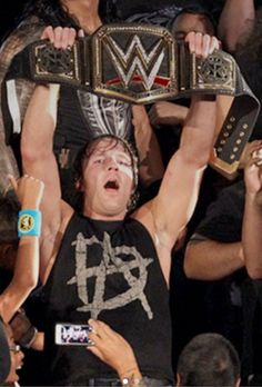 The title makes the man... AND DEAN DEFINATELY DESERVES THIS TITLE... BELIEVE THAT<3<3<3<3<3<3
