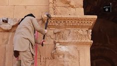 The ancient wonders inside Palmyra that ISIS will destroy or sell ...