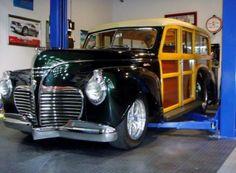 1941 Plymouth Woody Wagon