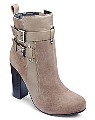 Sole Diva Platform Ankle Boots EEE Fit | Shoe Tailor