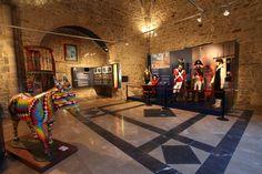 El Museo de Historia, situado en la iglesia de San Juan del Moral, ofrece al visitante una oportunidad única para viajar en el tiempo, y conocer de primera mano la Balmaseda de ayer y de hoy.
