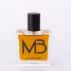FiFi 2017 Winner: MB Perfumes Black Osmanthus by Marina Barcenilla
