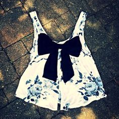 bow inspired outfit  ❤
