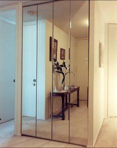 Creative Mirror Of Chicago | Painted Glass Commercial Interiors · Mirrored  Bifold Closet DoorsSliding ...