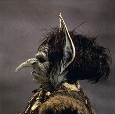 A goblin named Blix, from the movie, Legend