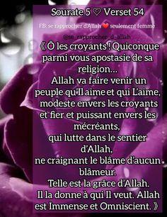 Quran Karim, Les Religions, The Believer, Verses