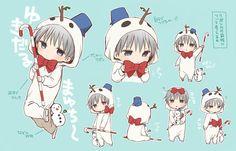 Kuroko no Basuke: Snowman Kuroko