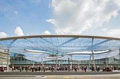 Aarau Bus Terminal and Station Forecourt | Aarau | Switzerland | Transport 2014 | WAN Awards