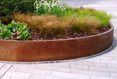 Blueton Limited - The new name in street furniture - Ref 3202.01 Corten Steel…