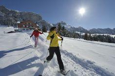 11 verschiedene Schneeschuhrouten laden zum Entdecken ein. Mount Everest, Snow, Mountains, Nature, Travel, Outdoor, Beautiful, Tourism, Outdoors