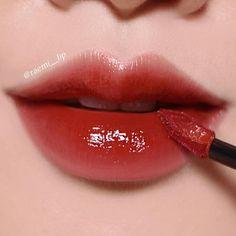 red ysl makeup bag in 2019 Red Makeup, Makeup Inspo, Makeup Lipstick, Makeup Inspiration, Beauty Makeup, Glitter Lipstick, Ysl Beauty, Lipsticks, Korean Makeup Tips
