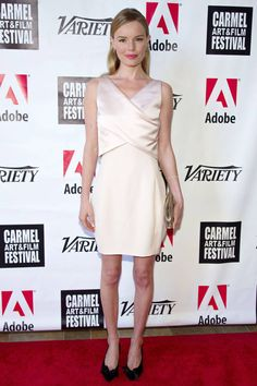 #TheList: Ladies of the Night. Kate Bosworth in Christian Dior.
