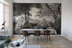 Les 108 Meilleures Images Du Tableau Papier Peint Paysage Sur