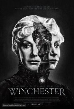 High resolution movie poster image for Winchester