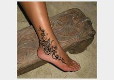 Amazing henna design