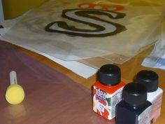 ma sei sicura che lo stencil vada bene? si! cioè boh...vabbè proviamo!!! Stencils, Fabrics, Templates, Stenciling, Sketches