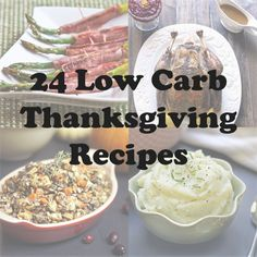 Low Carb Thanksgiving Recipes.
