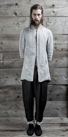 InAisce :: Spring/Summer 2012 -An Aeon Drifting- men's collection